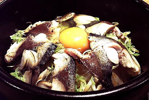 石焼海鮮丼