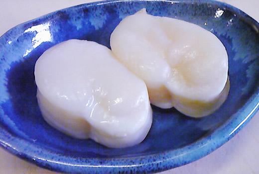 タイラギ貝の貝柱
