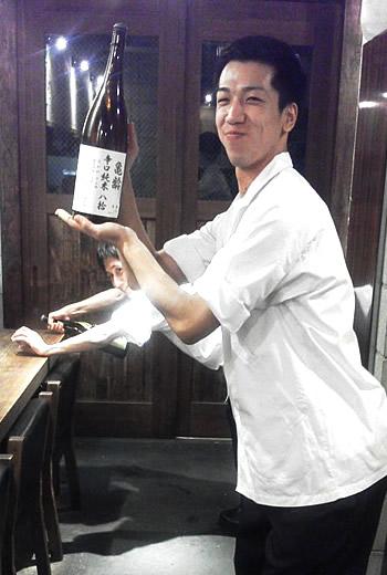 亀齢withしんさん