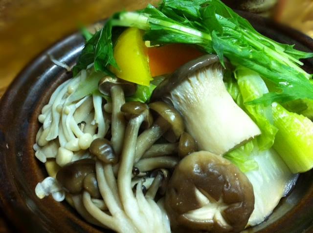 ホクホク温野菜