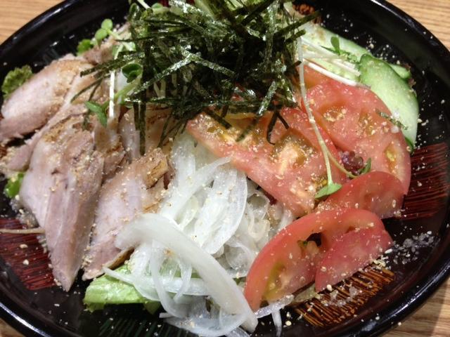 豚サラダ2